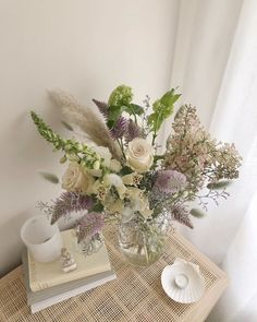 Flower Aesthetic, White Aesthetic, Nature Aesthetic, No Rain, Aesthetic Bedroom, Flowers Nature, Fresh Flowers, Wall Collage, Party