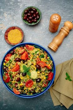 Paella, Quinoa, Main Dishes, Goodies, Ethnic Recipes, Food, Drinks, Diet, Fine Dining