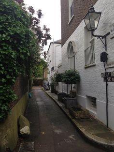 Holly Berry Lane, Hampstead, London