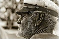 #old #sea wolf #captain