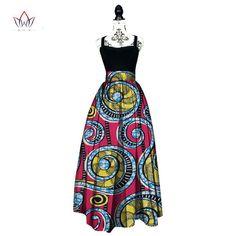 Ankara High Waist Long Skirt, African Print Long Skirt Ankara Dashiki High Waist A Line Maxi Long Umbrella Skirt African Wear, African Women, African Fashion, Umbrella Skirt, Long Maxi Skirts, Time 7, Colourful Outfits, Traditional Outfits, High Waist