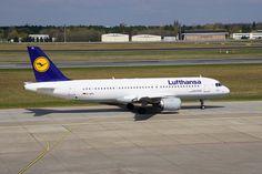 Lufthansa auf TXL