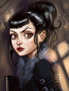 Zuzana by BlackBirdInk
