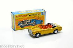 Image result for matchbox 69 rolls ro