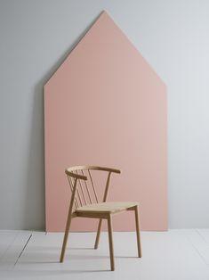 Color scheme!  Vang Chair, 2012 Design: Andreas Engesvik, Oslo Manufacturer: Tonning Møbler