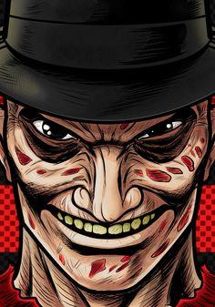 Nightmare on Elm Street Freddy Krueger Candy Bowl Holder - science Horror Icons, Horror Films, Badass Movie, Horror Drawing, Horror Artwork, Horror Movie Characters, Arte Horror, Arte Pop, Freddy Krueger