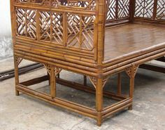 bamboo chairs corner chair and bamboo on pinterest chinese bamboo furniture