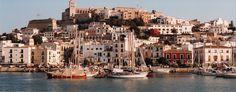 Ibiza. Ibiza Spain, San Francisco Skyline, New York Skyline, Travel, Viajes, Destinations, Traveling, Trips