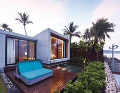 Tailandia. Dormir en un cubo