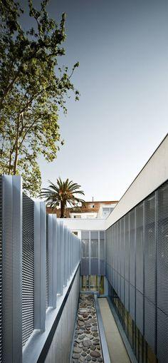 Health Center CAP La Garriga,© Jordi Surroca