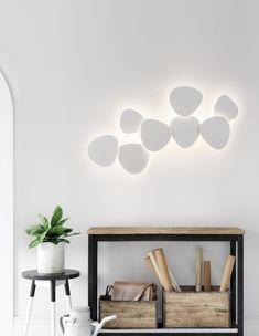 Lighting Concepts, Gypsum, Palm Springs, Spotlight, Concrete, Nova, Bulb, Shelves, Led