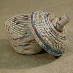 paper basket craft 1000 images about newspaper crafts on 2608