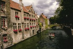 Bruges, Belgium | 10 Historic Canal Towns to Visit That Aren't Venice