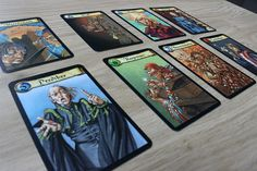 Board / Card game review: Machiavelli / Citadels  Read all about it on Reindeer In Distress