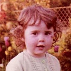 Day 16 of the #februarychallenge2017 and today is #throwbackthursday. This is me as a toddler what cutie eh?! Ha ha! . . . #photochallenge #tbt #cute #curlyhair  #seventiesbaby #handknittedcardie