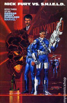 Nick Fury vs SHIELD #3