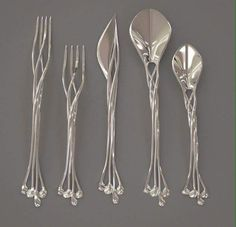 Elvin silverware...very cool