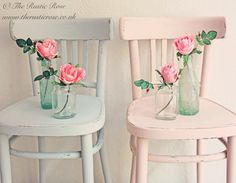 Pretty #vintage chairs...