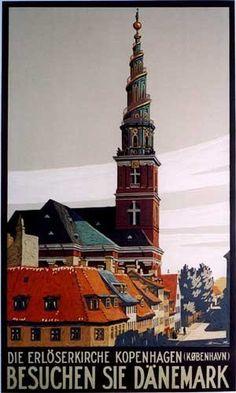 København ~ Copenhagen _____________________________ Danemark ~ Denmark