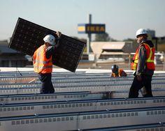 IKEA flat pack solar panels for residential housing UK