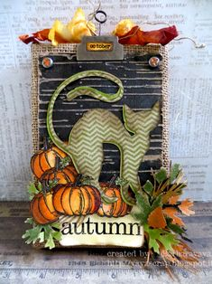 yaya scrap & more: SIMON SAYS MONDAY CHALLENGE: AUTUMN IS IN THE AIR!!!
