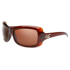 Kaenon Georgia Tobacco/Copper12 with With sleek, clean and curved temples, GEORGIA is a fashion-driven piece that is at home on the beach and sea-side cafés of California or urban trend-centers of New York or Milan.