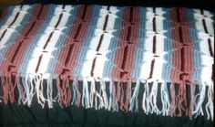 crochet navajo pattern - Google Search