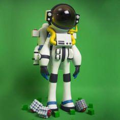 Download Astroneer Figure  by Spencer Kern