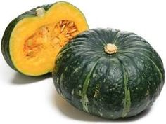 What is Kabocha Squash (Japanese Pumpkin)? Vegetable Delivery, Plum Seed, Vegetable Pictures, Squash Vegetable, Black Pumpkin, Snap Peas, Fresh Fruits And Vegetables, Veggies, Watermelon