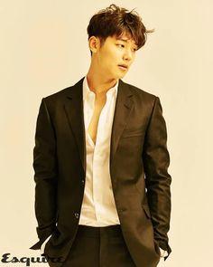 CN Blue's Kang Min Hyuk in Esquire Korea November 2016 Cnblue, Minhyuk, Kang Min Hyuk, Lee Jong Hyun, Korean Celebrities, Korean Actors, Celebs, Kim Min, Lee Min Ho