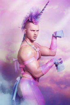 The prettiest unicorn of them all!