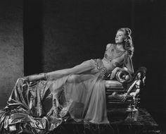 "Rita Hayworth as ""Salome"" (1953)"
