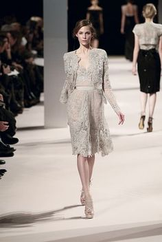 """Maybe I really am the """"doily lady"""" I love this dress - seriously wish I had a reason to go around dressed this way ; )"""