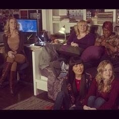 The Bellas.