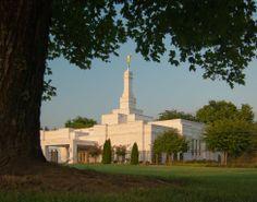 Nashville Tennessee Temple. #lds #mormon