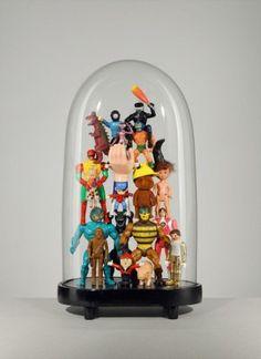 Lucas Mongiello recyled plastic toys