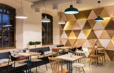 Wong Kar Wine Winebar, Saint-Petersburg by Plan-S23 The expansion of European wine culture to Asia have not been that huge so far as during the last decade. The juxtaposition of classic winery and asian...