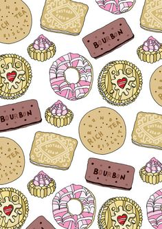 Favourite biscuits - Andrew Joyce