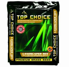 Top Choice 17624 3-Way Perennial Ryegrass Grass Seed Mixture, 20-Pound > Blend of three species Subject to rigorous inspection standards 99.9-percent weed free Check more at http://farmgardensuperstore.com/product/top-choice-17624-3-way-perennial-ryegrass-grass-seed-mixture-20-pound/