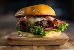 Photo of Ground Burger Bar - Newmarket, ON, Canada Burger Bar, Burgers, Beef Patty, Hamburger, Canada, Fresh, Ethnic Recipes, Food, Hamburgers