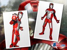 Tony es tony... Iron Man