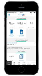 Mon compte, Espace Client forfaits mobiles, Clé 3G+, cartes, Bbox et Pro…