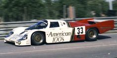 Fitzpatrick Porsche Team GB  Porsche 956 B