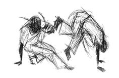 Or madness... Capoeira is everything