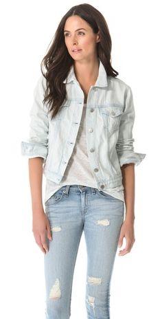 i need a jean jacket.