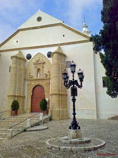 ermita de San Sebastián. Estepa. Spain