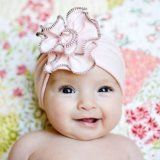 Contemporary Infant and Toddler Headbands - Lemonade Couture