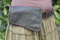belt purse.