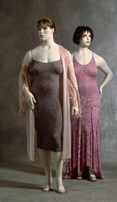 do mannequins silently convince us to loathe our bodies? - part 2 -