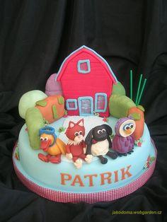 Timmy Time Fun Cakes, Cupcake Cakes, Sheep Cake, Timmy Time, Shaun The Sheep, Amazing Cakes, Birthdays, Birthday Cake, Parties